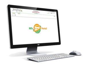 kfz-portal monitor